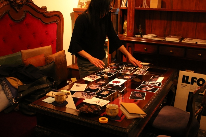 パンタレイ panta rhei 池上 ギャラリー 大田区 田中亜弥子 写真 個展