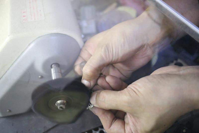 パンタレイ panta rhei 大田区 池上 装身具 アクセサリー 鋳造 シルバー