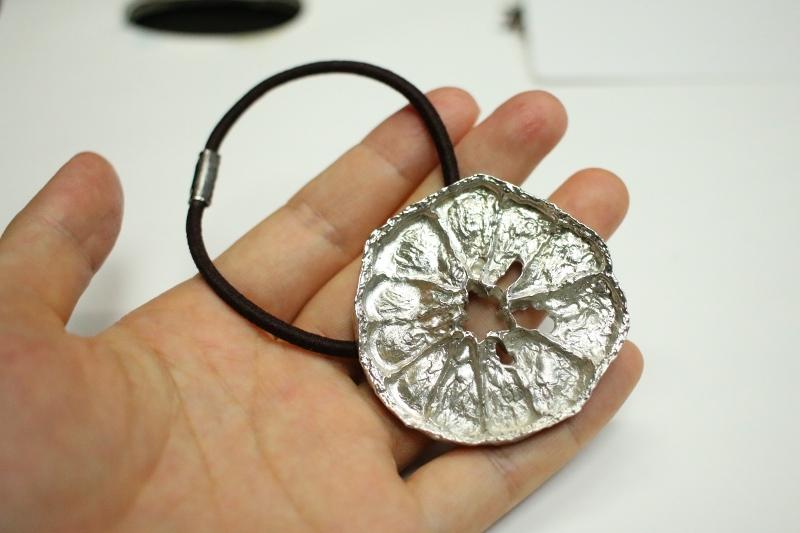 パンタレイ panta rhei 大田区 池上 シルバー 真鍮 花 アクセサリー ドライフラワー