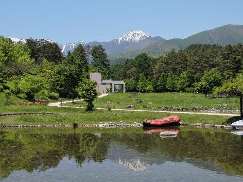 02あづみの公園常念池