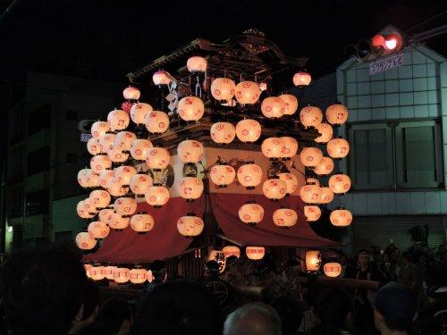 06筒井町天皇祭