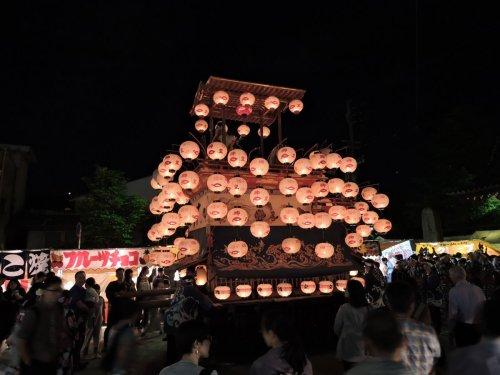 07筒井町天皇祭