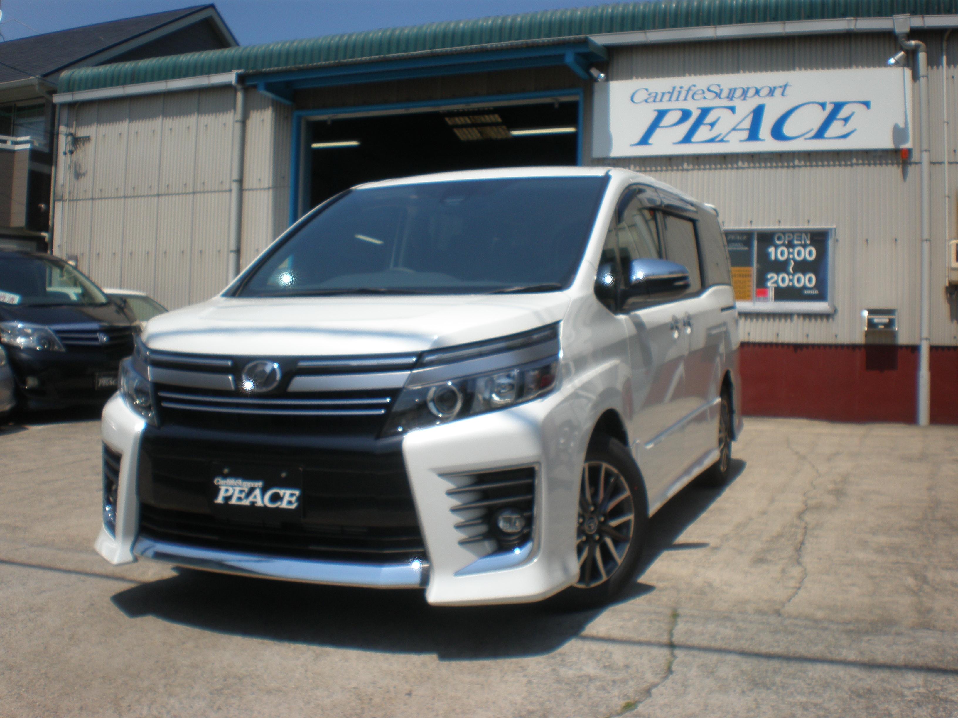 ブログ 新車VOXY 001