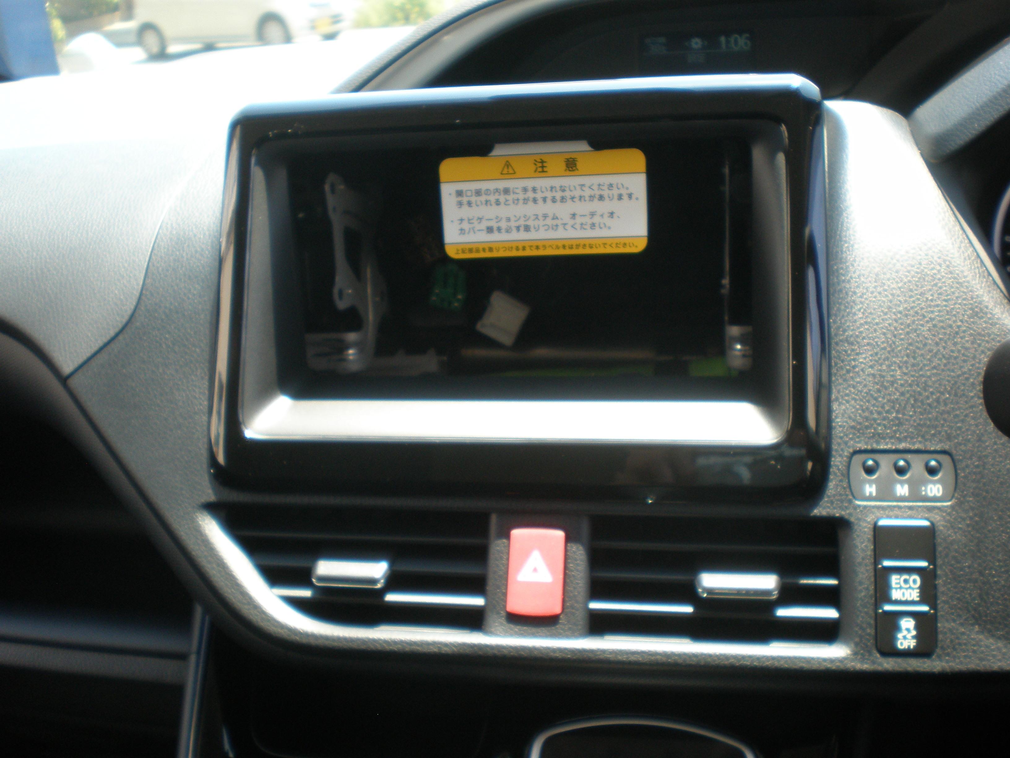ブログ 新車VOXY 004