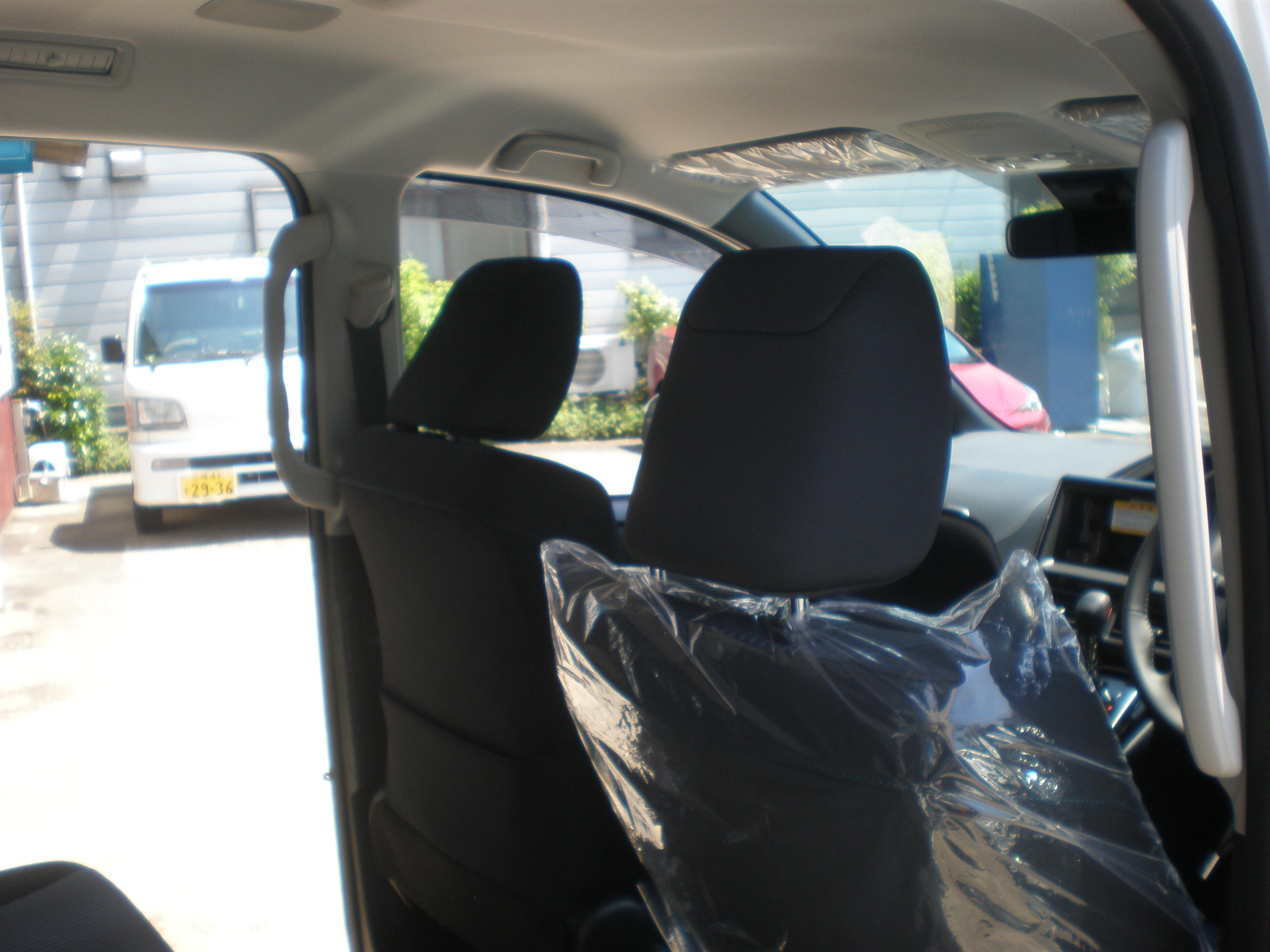 ブログ 新車VOXY 005