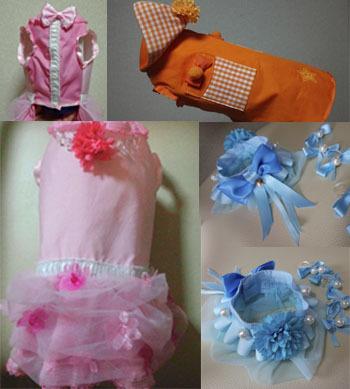 手作り服1