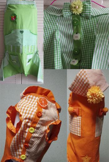 手作り服2