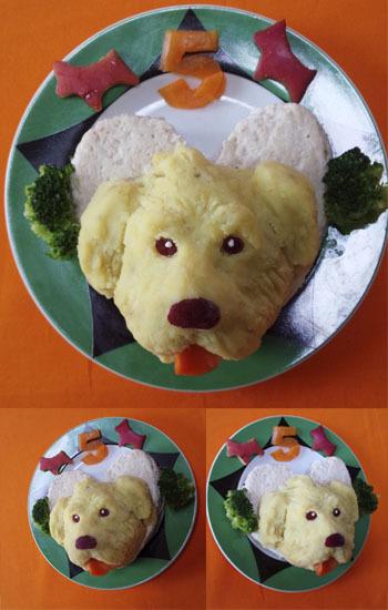 誕生日ケーキはリアルを追及