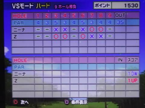 みんゴル4 プレー日記 第24回 (10)