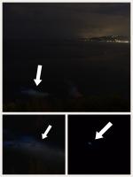GWの熱海にも赤潮&夜光虫