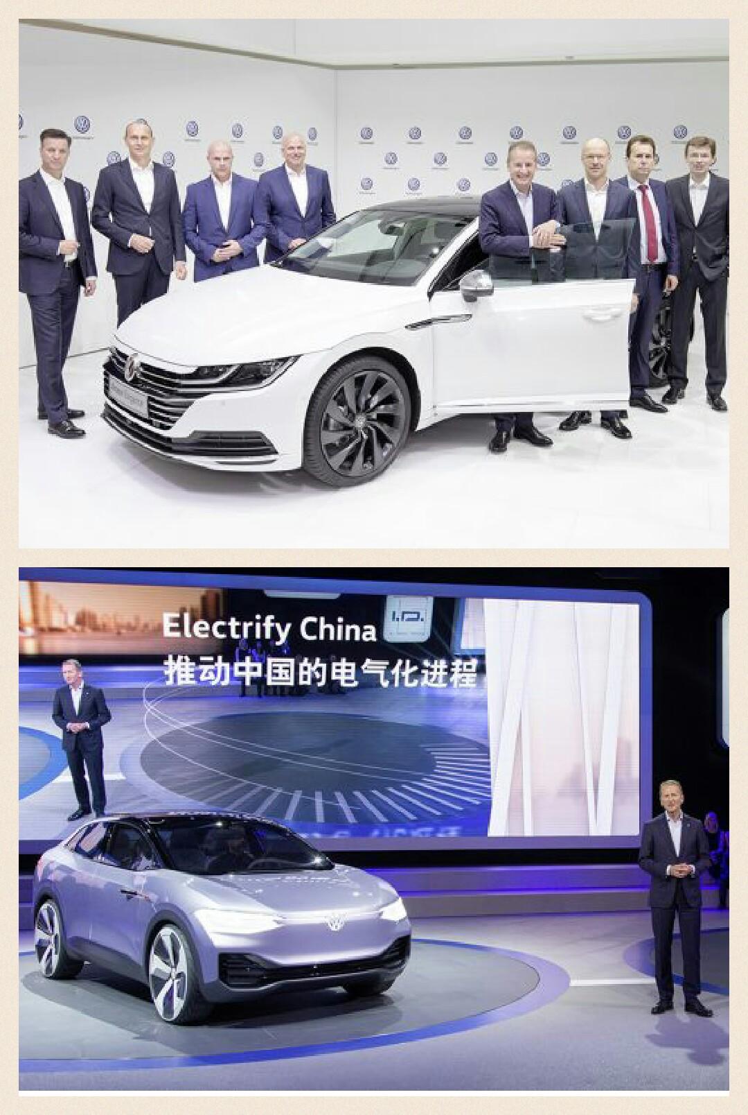 VW SUV 上海