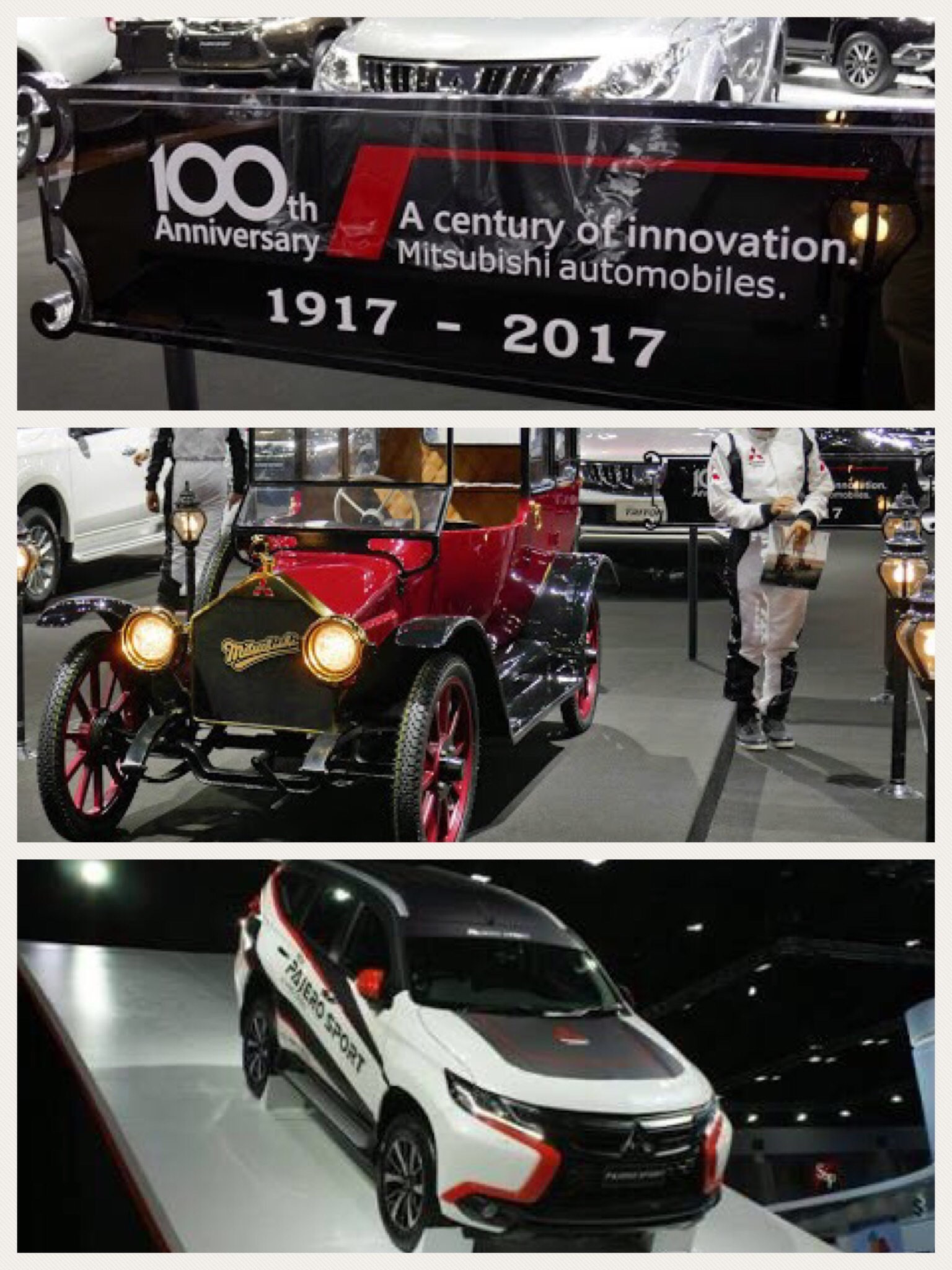 バンコクモーターショー2017 三菱