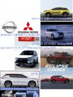 次期アウトランダーPHEV フルモデルチェンジ Mitsubishi Outlander PHEV 2019 FMC