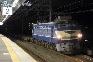 1088レ(=EF66-27牽引)