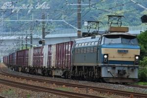 1072レ(=EF66-30牽引)