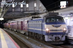 1095レ(=EF66-27牽引)