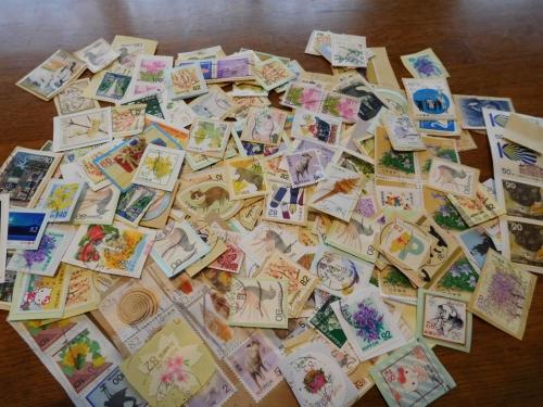 数年分の古切手