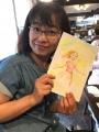 Asukaのリーディングアート 3
