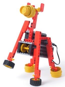 ヒューマンアカデミーのロボット