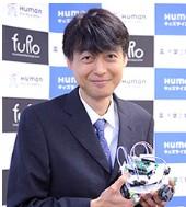 ロボット教室 監修・アドバイザー古田 貴之氏