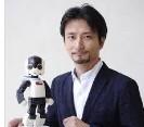 ヒューマンアカデミーロボット教室の監修者高橋智隆氏