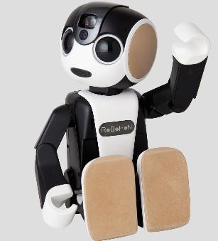 ヒューマンアカデミーロボット教室監修の高橋 智隆先生が作成したロボホン