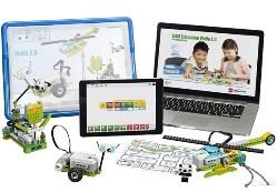 クレファスが使用する世界標準の教育ロボット1