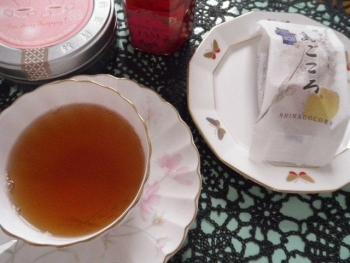 紅茶を頂きました♪3