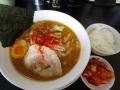 カラシビ味噌_麺一2