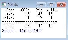 17_QRP Sprintコンテスト