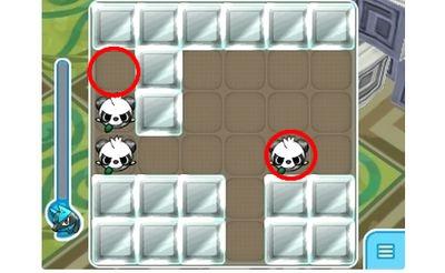 【ポケとる】ステージ586 パッチール 攻略 パズルの解答例