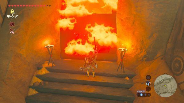 【ゼルダの伝説 ブレスオブザワイルド】 カルザー谷 イーガ団のアジト(賊のアジト) 潜入ミッション 攻略
