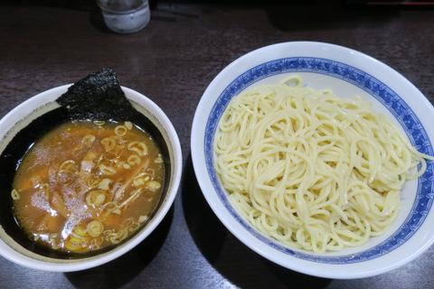 べんてん成増(つけ麺)