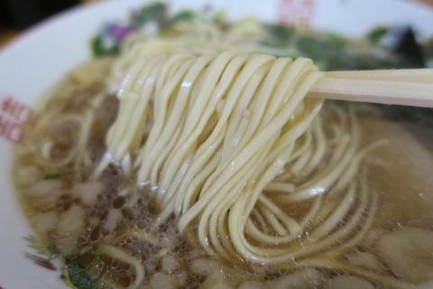 めじろ(昔ながらの尾道ラーメン麺)
