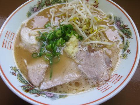 陽気(中華そば・ニンニク)