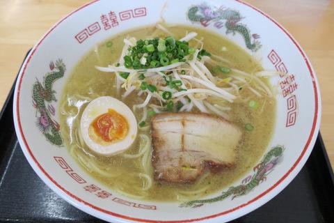 ひろき(塩ラーメン)
