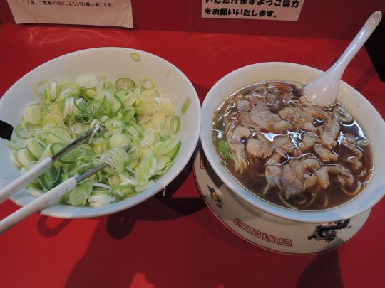 中華そば(並)(700円)