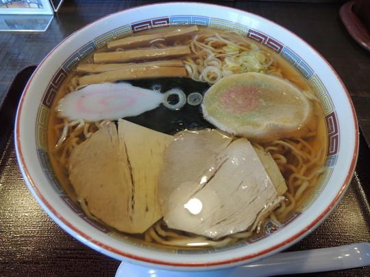 中華そば(並)(680円)