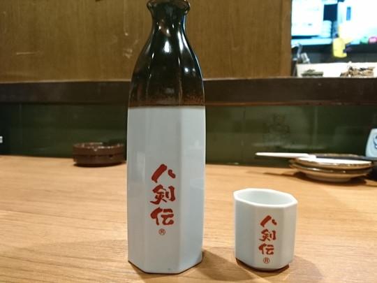 日本酒「上撰月桂冠お銚子大」(518.4円)
