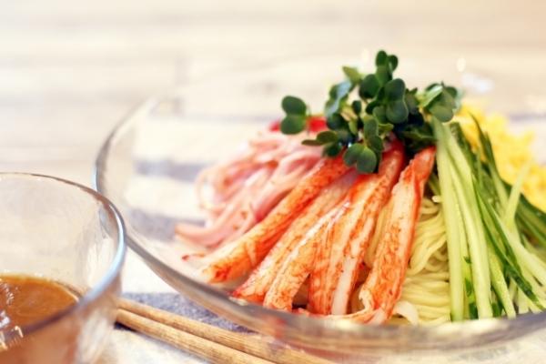 夏の冷たい麺類で、いちばん美味しいものは何?