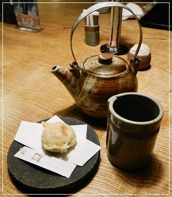 desert(そば饅頭