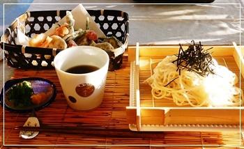夕飯は天ぷらで