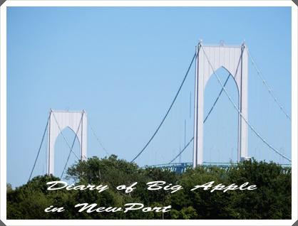 Newportに続く橋