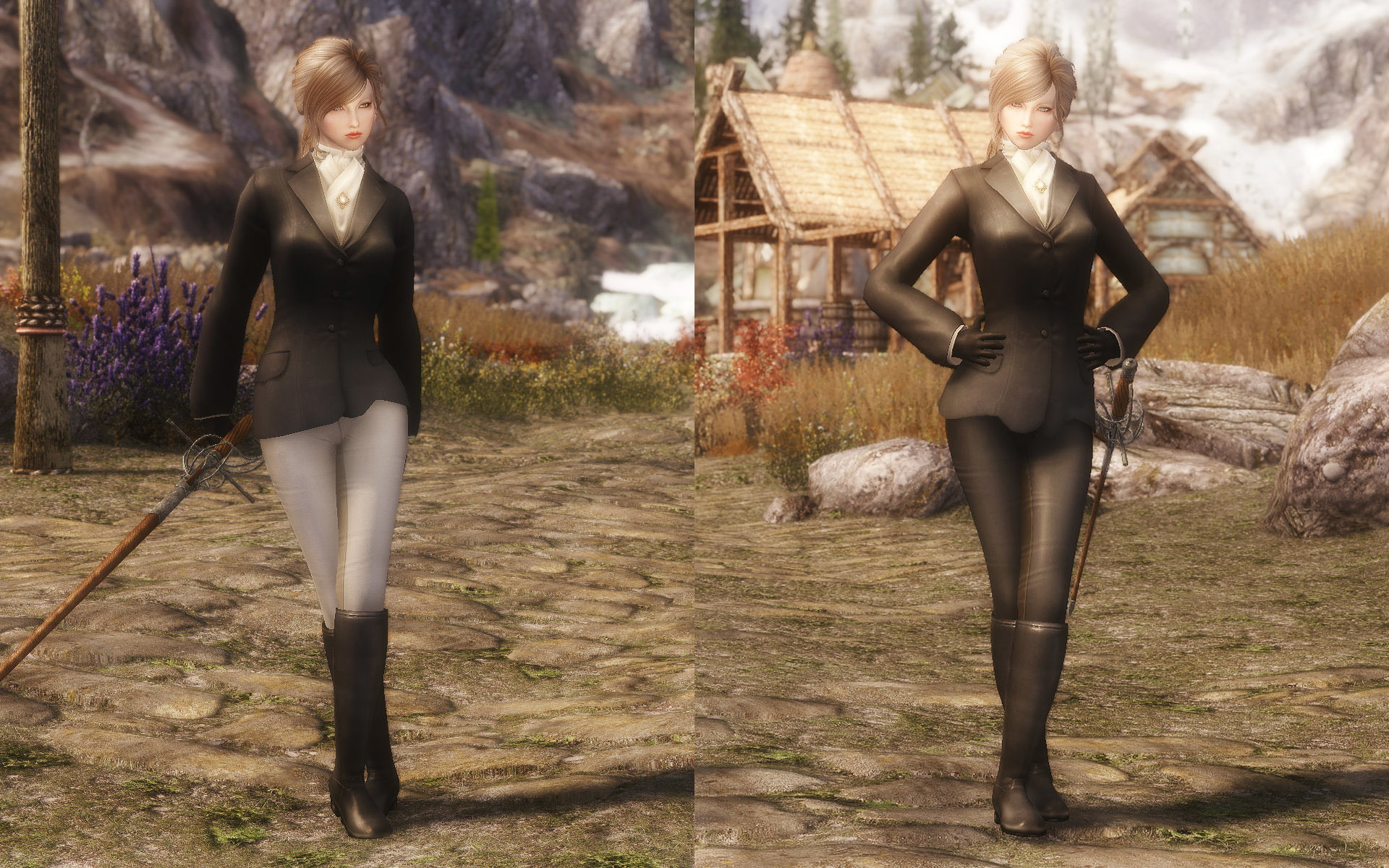 PS Riding Outfit