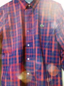 グラフィックプリントシャツ2