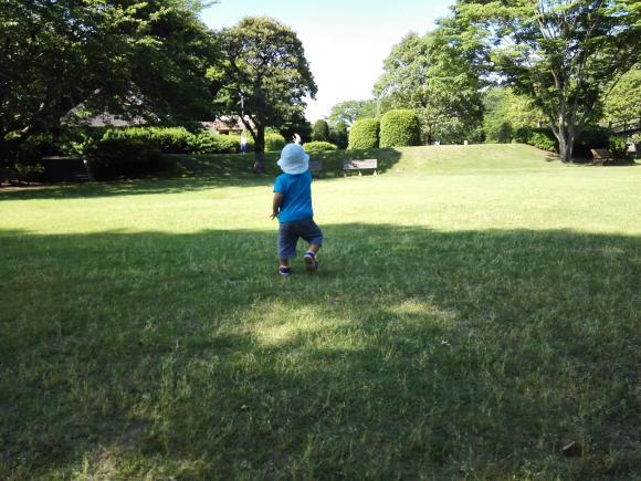 1歳児 遊び 公園 水戸 大串貝塚ふれあい公園