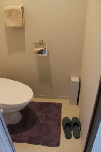 トイレ 入居時