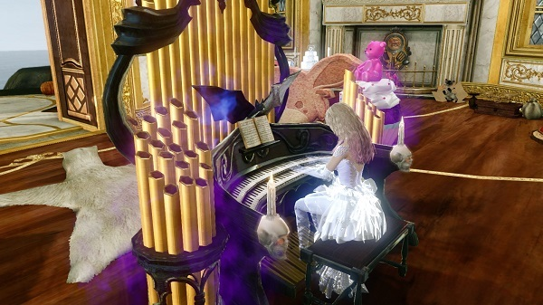 5月29日オルガンを演奏