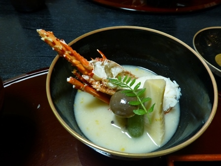 須賀谷温泉夕食21