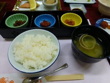 須賀谷温泉朝食12